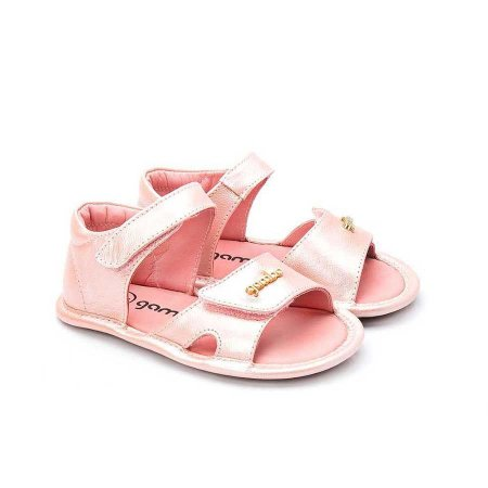 Sandália Infantil Sheep Shoes by Gambo Glitter Blossom