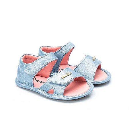 Sandália Infantil Sheep Shoes by Gambo Glítter Jeans