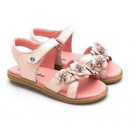 Papete infantil Sheep Shoes by Gambo Blush (rosa bebê)