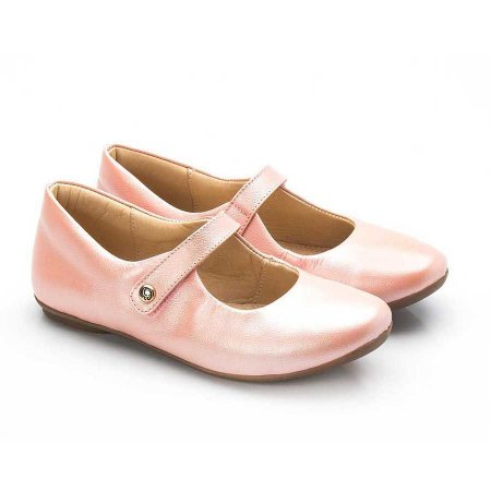 Sapatilha infantil Sheep Shoes by Gambo Glíter Blossom