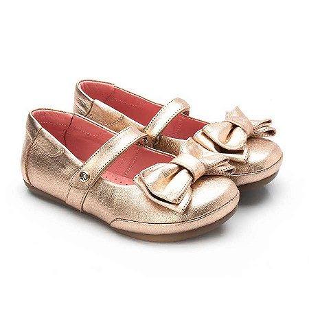 Sapatilha infantil Sheep Shoes by Gambo Cristal Rosê