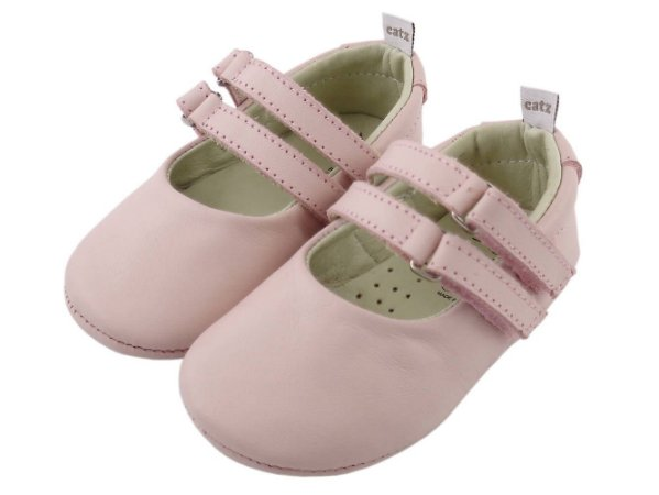 Sapatilha Infantil Catz Twinny Rosa Bebê