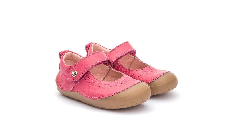 Sapatilha infantil Gambo New Step Pink