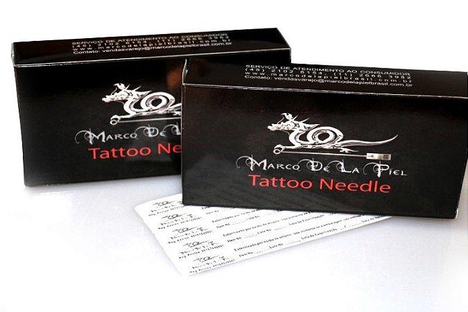 Agulha para Tatuagem MG - Pintura - Marco de La Piel