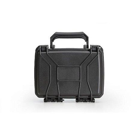 Maleta Preta TAM P -  quadrada resistente a água e choque - MP0020