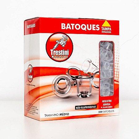 Batoque Solto M - Caixa com 500 und