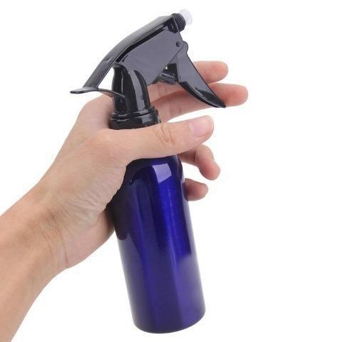 Borrifador de alumínio Azul 200 ml