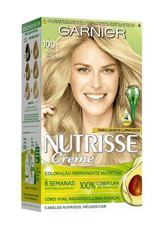 NUTRISSE Coloração Permanente 100 Louro Sol