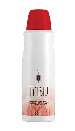 TABU Desodorante Antiperspirante Spray 90ml