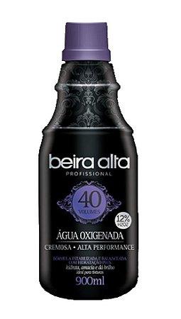 BEIRA ALTA Profissional Black Água Oxigenada Cremosa Alta Performance 40 Volumes 900ml