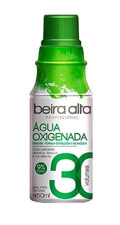 BEIRA ALTA Profissional Água Oxigenada Cremosa 30 Volumes 450ml