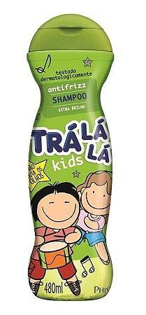 TRÁ LÁ LÁ Kids Antifrizz Shampoo 480ml