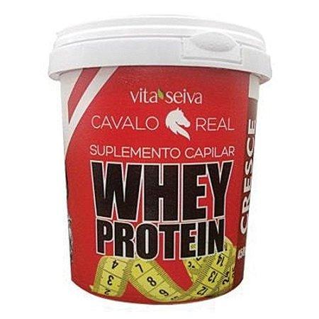 Vita Seiva Cavalo Real Whey Protein Suplemento Capilar - 450g