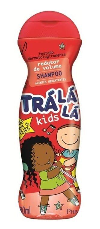 TRÁ LÁ LÁ Kids Redutor de Volume Shampoo 480ml