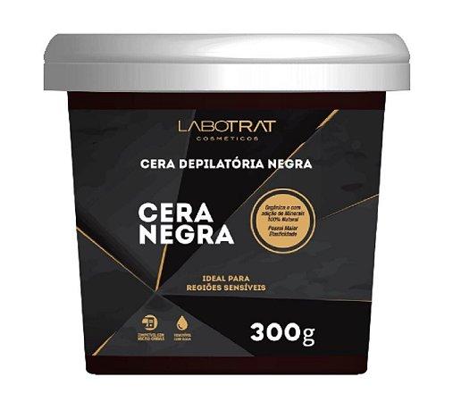 LABOTRAT Cera Depilatória Hidrossolúvel Negra 300g