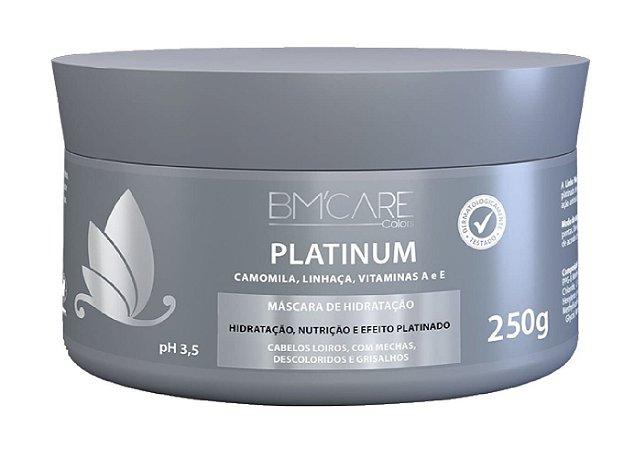 BARROMINAS Colors Platinum Máscara Capilar 250g