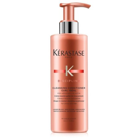 Kérastase Discipline Cleasing Conditioner Curl Idéal Condicionador 400ml