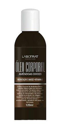 LABOTRAT Óleo Perfumado Desodorante Corporal de Amêndos Doces 120ml