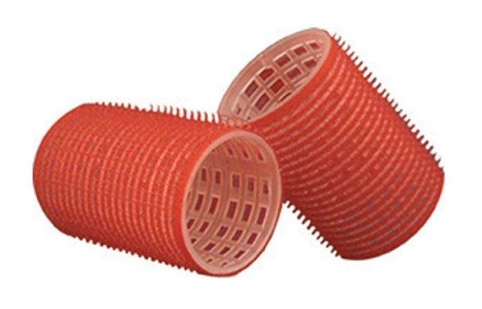 MARCO BONI Bob com Velcro 75mm Grande Vermelho 6un (4309)