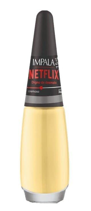IMPALA Esmalte Netflix Cremoso Digno de Desmaio 7,5ml