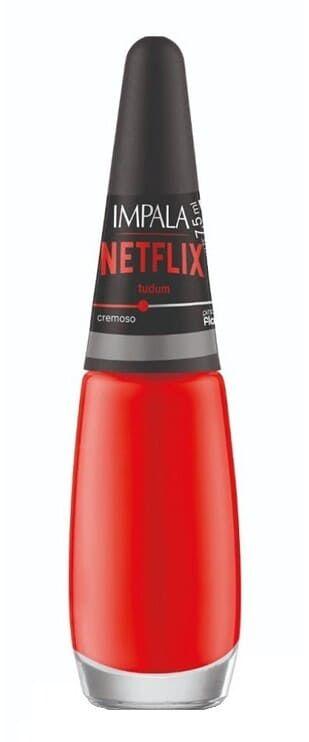 IMPALA Esmalte Netflix Cremoso Tudum 7,5ml