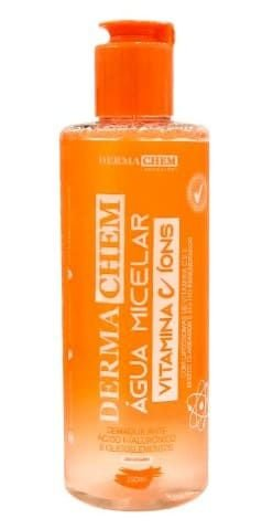 DERMACHEM Vitamina C e Íons Água Micelar 250ml