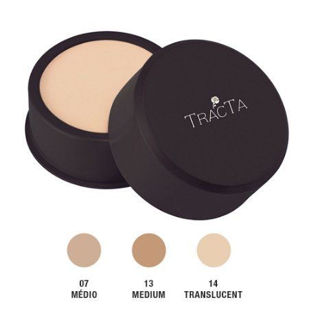 Tracta Pó Facial Loose Powder - 18g