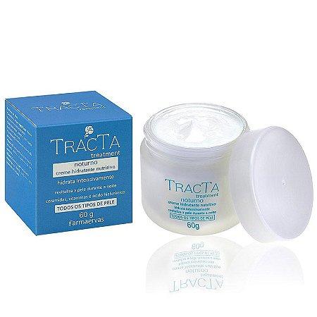Tracta Treatment Noturno Creme Hidratante Nutritivo - 60g