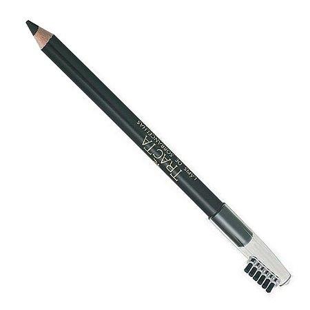 TRACTA Lápis para Sobrancelha com Escova Castanho