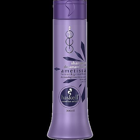 Haskell Ametista Shampoo Desamarelador 300ml