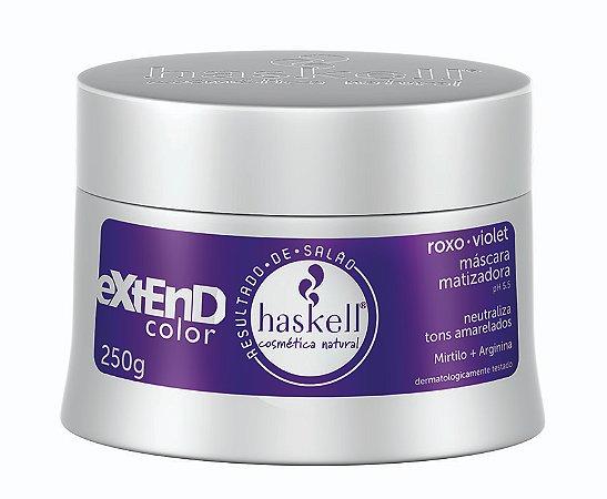 HASKELL Extend Color Máscara Capilar Matizadora Roxo-Violet  250g