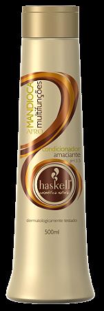 Haskell Mandioca Multifunções Condicionador para Cabelos Afro 500ml