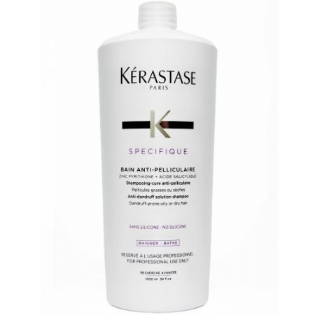 Kérastase Specifique Anti-Pelliculaire Bain Shampoo Anticaspa 1L