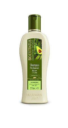 Bio Extratus Pós-química Abacate Shampoo para Cabelos Danificados por química 250ml