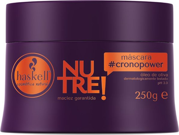 Haskell CronoPower Máscara Nutre! - 250g