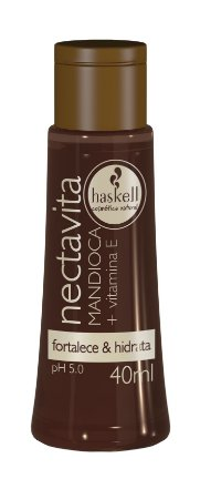 Haskell Mandioca Nectavita Tratamento Capilar 40ml