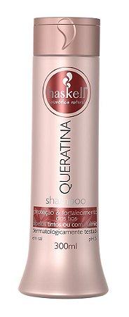 Haskell Queratina Shampoo - 300ml