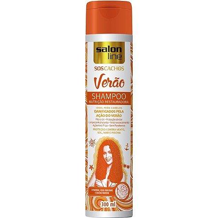 Salon Line SOS Cachos Verão Shampoo - 300ml