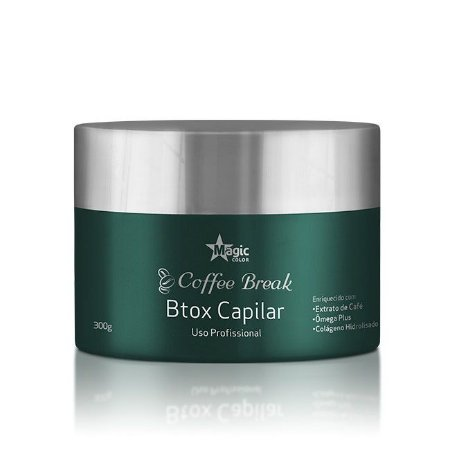 Magic Color Coffee Break BTOX Capilar - 300g