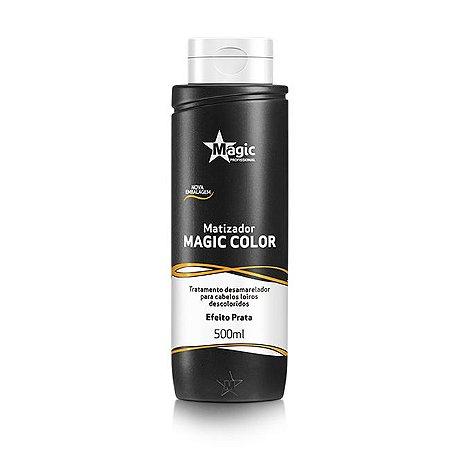 MAGIC COLOR Matizador Efeito Prata - 500ml