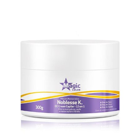 Magic Color Noblesse K. Máscara CC Cream 12 em 1 - 300g
