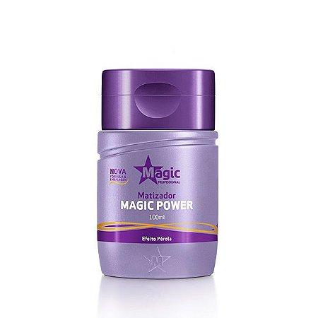 Magic Color Power Matizador Efeito Pérola - 100ml