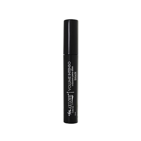 Max Love Máscara de Cílios Volume Intenso Black - 4ml
