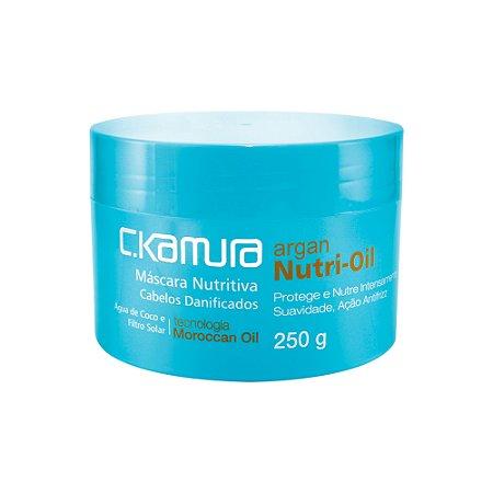 C.Kamura Argan Nutri-Oil Máscara de Tratamento - 250g
