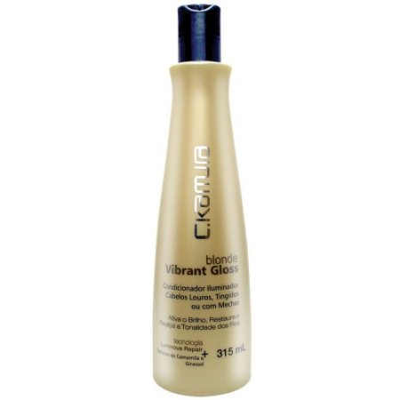 C.Kamura Blonde Vibrante Gloss Condicionador - 315ml