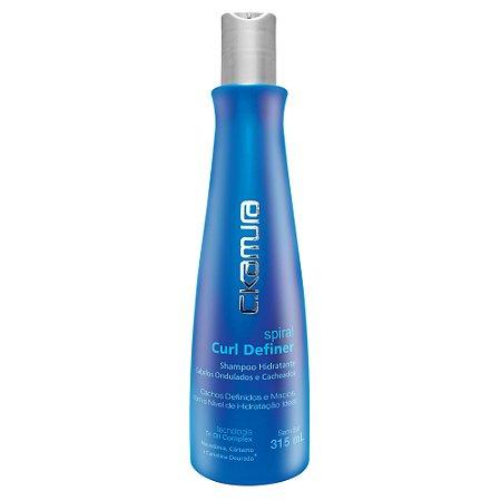 C.Kamura Spiral Curl Definer Shampoo - 315ml