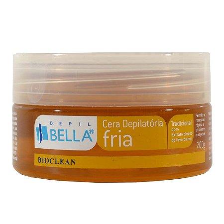 Depilbella Cera Fria Pote - 200g