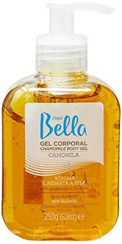DEPIL BELLA Gel Corporal com Camomila 250g