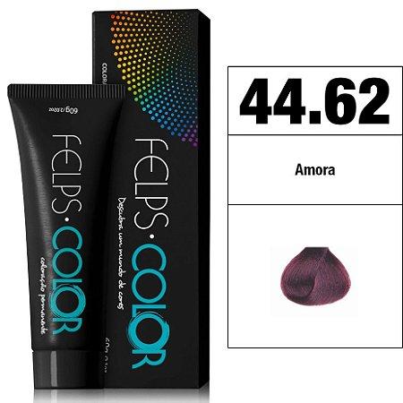Felps Color Coloração Permanente Amora 44.62 – 60g