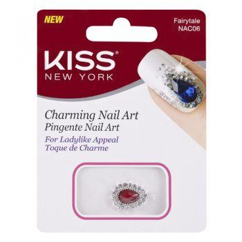 KISS NEW YORK Nail Art Pingente para Unhas Fairytale (NAC06)